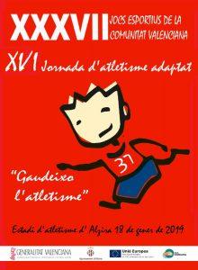 cartell gaudeix atletime 1 - Alzira Radio notícies d'Alzira